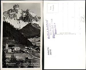 346743,Filzmoos Totale b. Eben m. Bischofsmütze Bergkulisse