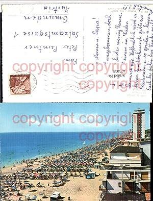 473035,Veneto Venezia Lido di Jesolo Spiaggia Strandleben
