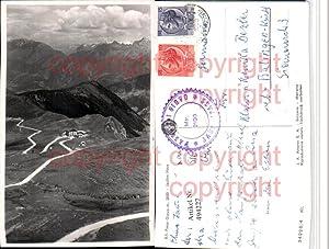 494227,Trentino Bolzano Rifugio Passo Giovo Berghütte Bergkulisse