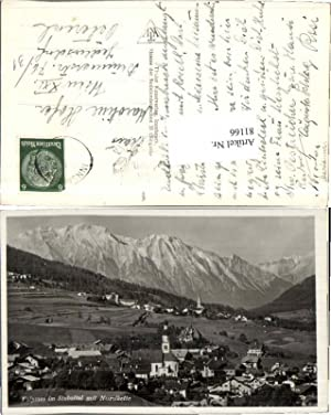 81166,Fulpmes im Stubaital 1938