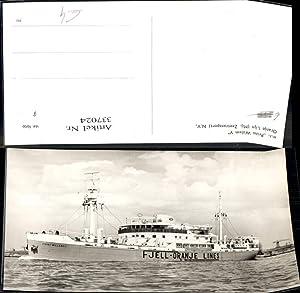 337024,Foto Ak Hochseeschiff Schiff m.s. Prins Willem