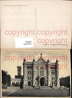 449738,Calabria Reggio Calabria Il Duomo Dom Kirche