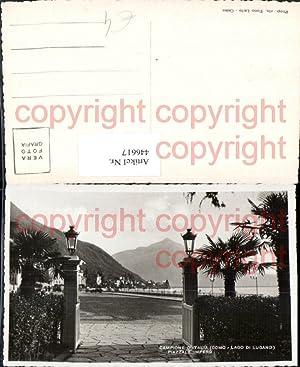 446617,Lombardia Como Lago di Lugano Campione Italia