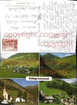 454675,Villgratental Innvervillgraten Kalkstein Totale Mehrbildkarte