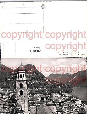 460260,Lugano Monte Bre Campanile di S. Lorenzo