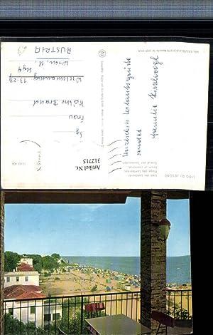 312715,Veneto Venezia Lido di Jesolo Strand der