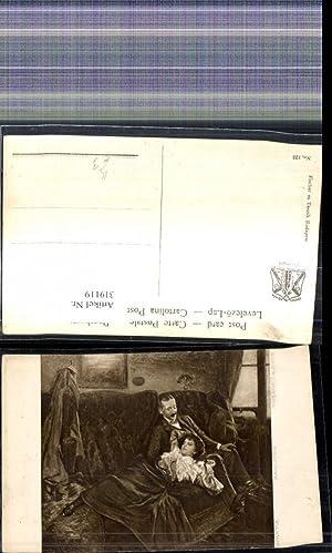 319119,Künstler Ak Spanyik Naszuton Voyage de Noce