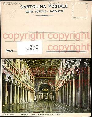 419508,Lazio Roma Rom Basilica di S. Paolo