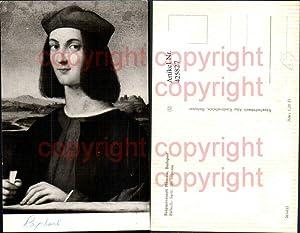 425827,Künstler Ak Raffaello Santi Raphael Kunst Wissenschaft