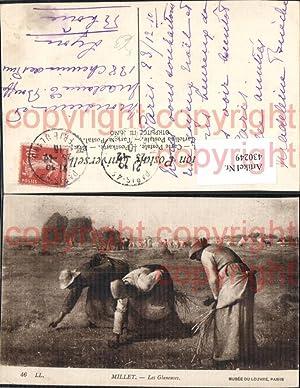 430249,Künstler Ak Francois Millet The gleaners Les