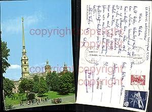 433116,Russia Leningrad Kathedrale Kirche Turm