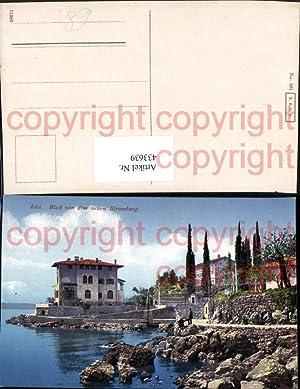 433639,Coratia Icici Blick von dem neuen Strandweg
