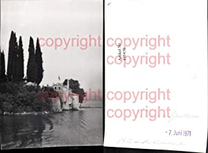 435430,Fotokarte Veneto Verona San Vigilio am Gardasee