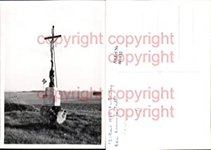 441032,Foto AK Laimerstadt Kruzifix Kreuz