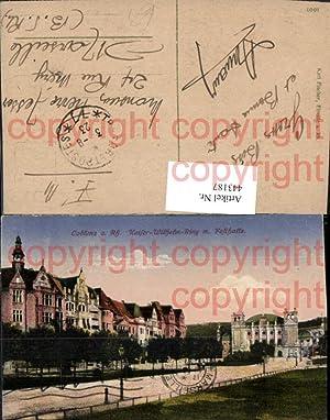 443187,Coblenz Koblenz am Rhein Kaiser Wilhelm-Ring m.