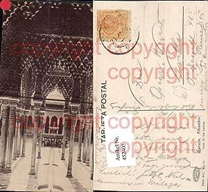 452405,Spain Granada Alhambra Patio de los Leones