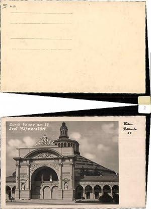 60596,Wien 2 Prater Rotunde