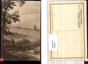 301483,Künstler Ak Jan Brueghel d. Ältere Auschnitt