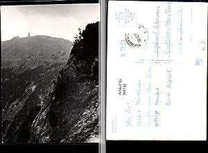 304745,Karkonosze Widok na Sniezke Schneekoppe b. Mala