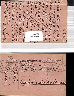 301993,K.k. Feldpost v. Wien n. Kreiskommando Sandomierz