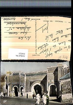 314321,Meknes Bab Mansour Stadttor