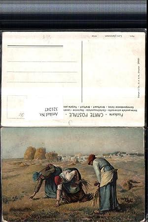 321247,Stengel Co 29900 Künstler Millet Les glaneuses