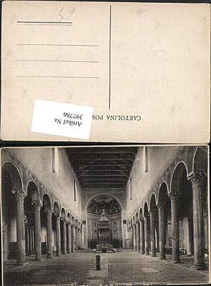 397786,Lazio Roma Rom Basilica di S. Sabina