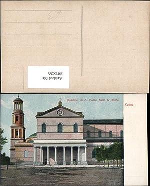 397826,Lazio Roma Rom Basilica di S. Paolo