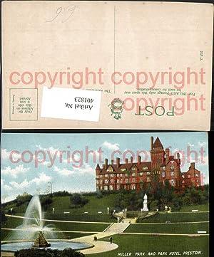 401823,England Preston Miller Park and Park Hotel