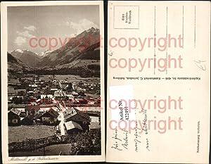 422491,Mittersill Totale geg. Felbertauern Bergkulisse