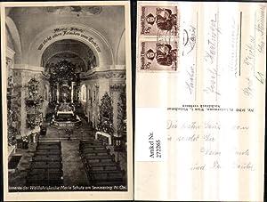 272265,Maria Schutz am Semmering Kirche Innenansicht