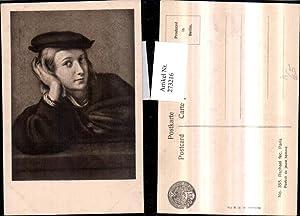 273216,Künstler AK Raphael fec. Paris Portrait de