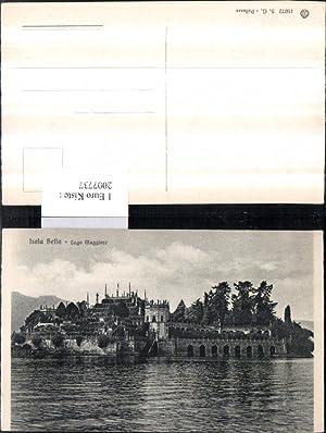 2007737,Lago Maggiore Isola Bella Insel