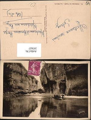 357827,Languedoc-Roussillon Lozere Gorges du Tarn Les Detroits