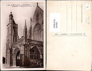 363987,Kirche Dol de Bretagne La Cathedrale Le