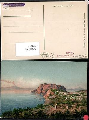 370947,Künstler AK Campania Napoli Neapel Capri Vesuvio