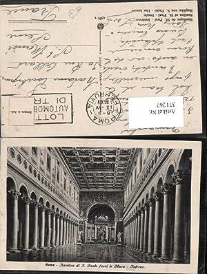 371267,Lazio Roma Rom Basilica di s. Paolo