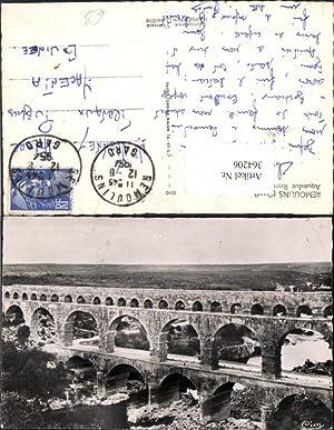 364206,Brücke Remoulins Gard Aqueduc Romain Pont du