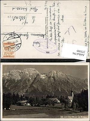 373505,Judenstein b. Hall in Tirol Kirche m.