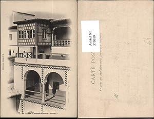 375019,Algeria Alger Algier Pavillon du Coup d'Evantail