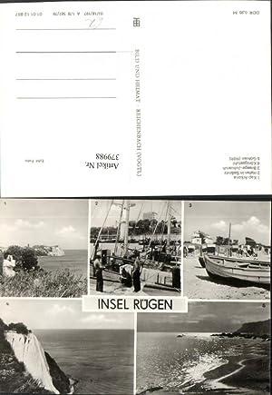 379988,Insel Rügen Kap Arkona Hafen Saßnitz Königsstuhl