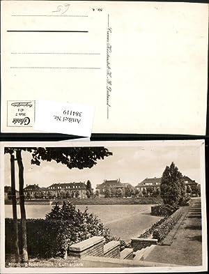 384119,Duisburg Homberg am Niederrhein Lutherpark