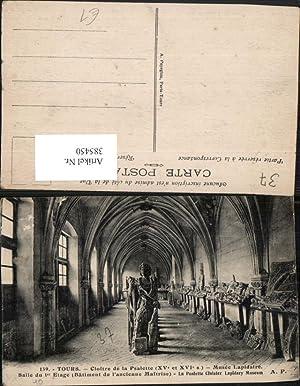 385450,Centre Indre-et-Loire Tours Cloitre de la Psalette