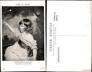 388032,Künstler Ak Sir Joshua Reynolds Portrait de