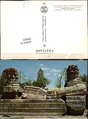390423,Israel Galiläa Capernaum Kafarnaum Ancient Synagogue Stone