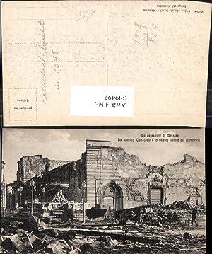 389497,Erdbeben La Catastrofe di Messina La Storica
