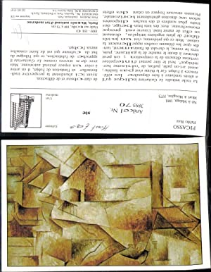 389570,Repro Künstler Ak Pablo Picasso Le Guitariste