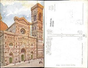 397295,Künstler AK E. Colombo Toscana Firenze Florenz