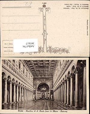 397817,Lazio Roma Rom Basilica di S. Paolo