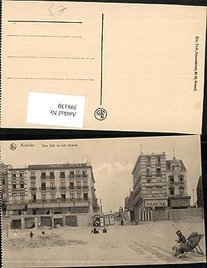 398130,Belgium Knocke Knokke-Heist Den Dijk en het